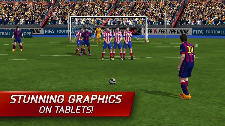 Free FIFA 15 Ultimate Team cell phone game