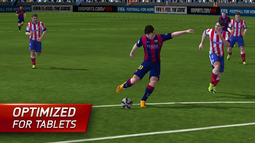 FIFA 15 Ultimate Team screenshot 3