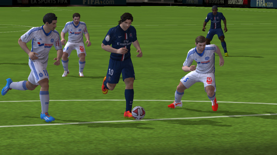 FIFA 15 Ultimate Team screenshot 4