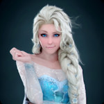 T-Puzzle: Frozen Princess