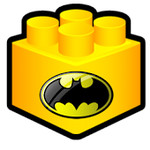 Lego Coloring Batman Kids