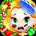 Christmas Queen - Beauty Salon