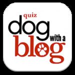 Quiz Dog with a Blog Character