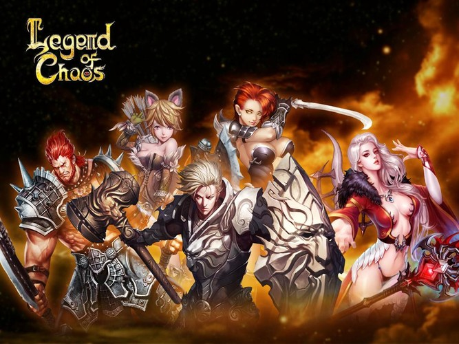 Free Legend of Chaos cell phone game