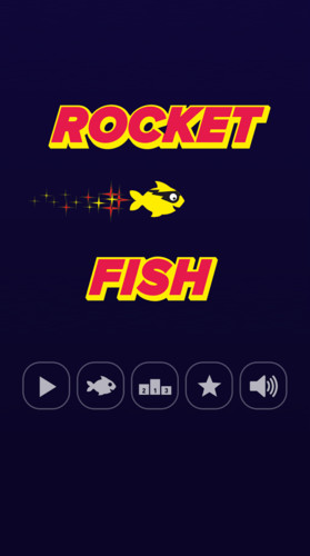 Free ROCKET FISH cell phone game