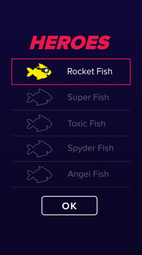 ROCKET FISH screenshot 2