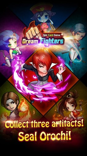 Free Dream Fighters cell phone game