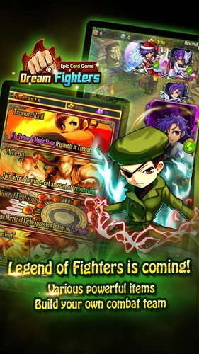 Dream Fighters screenshot 5