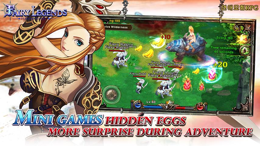 Fairy Legends screenshot 5