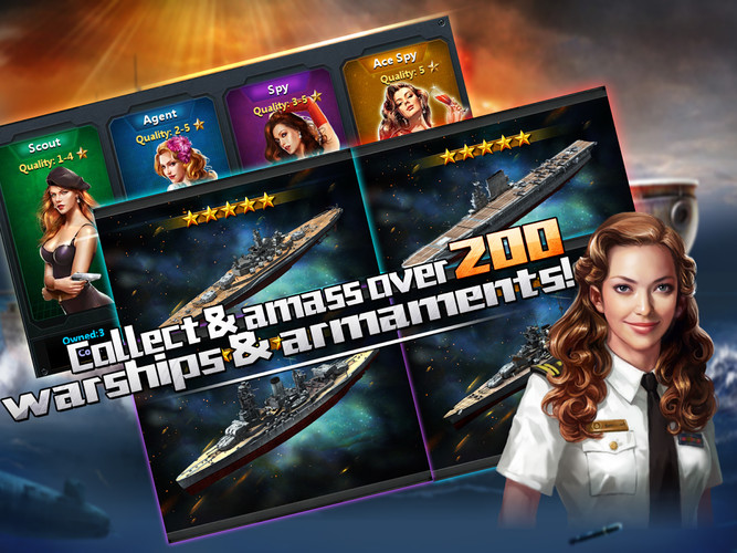 Free Age of Ships cell phone game