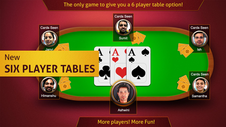 Original Teen Patti screenshot 2