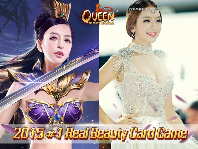 Free Queen of Three Kingdoms cell phone game