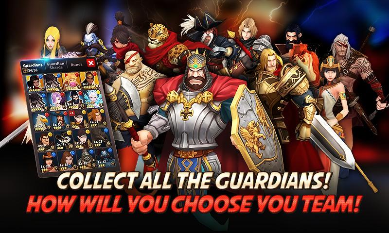 Free Guardian Stone cell phone game