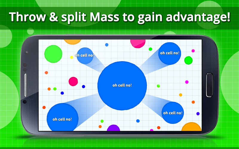 Agar.io screenshot 4