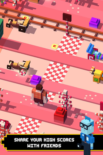 Disney Crossy Road screenshot 4