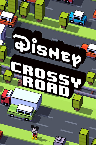 Disney Crossy Road screenshot 5