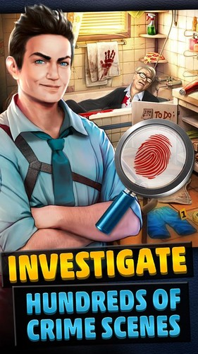 Free Criminal Case cell phone game