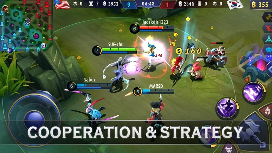 Mobile Legends: Bang Bang screenshot 3