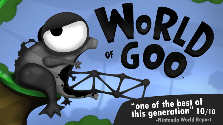 Free World of Goo cell phone game