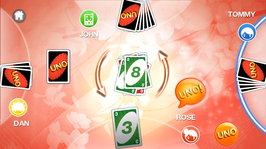 Free UNO™ cell phone game