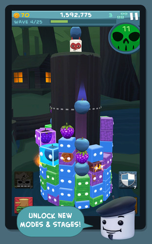 Rise of the Blobs screenshot 5