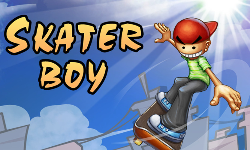 Free Skater Boy cell phone game