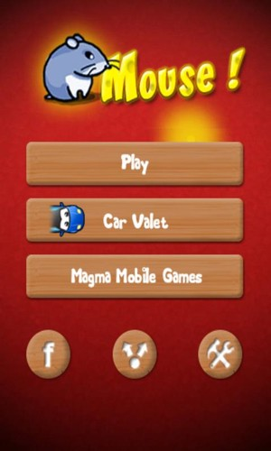 Free Mouse cell phone game