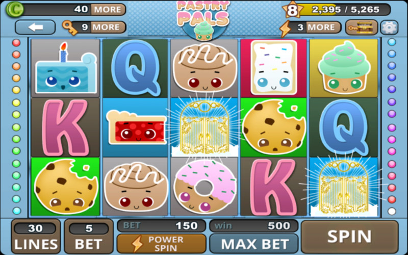 Slots Heaven HD: Slot Machines screenshot 2