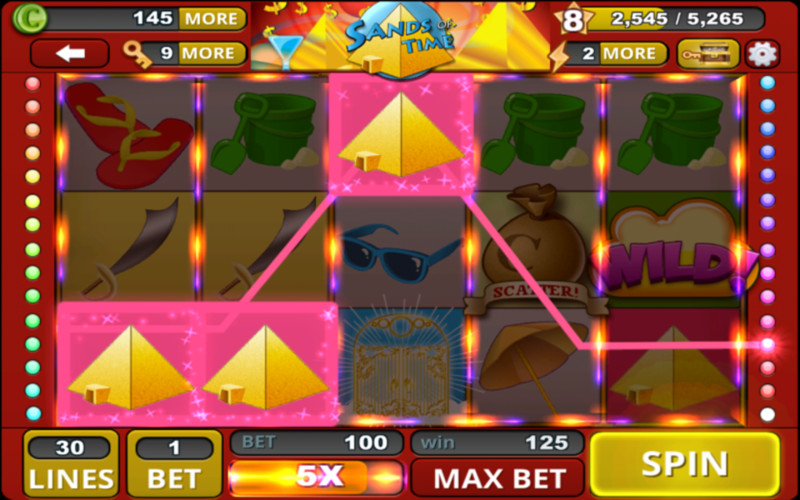Slots Heaven HD: Slot Machines screenshot 3
