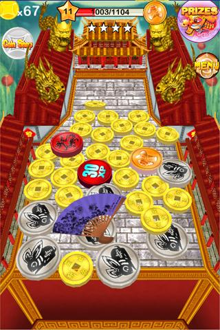 Coin Dozer: World Tour screenshot 2