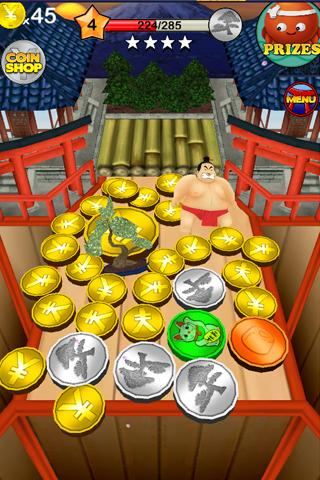 Coin Dozer: World Tour screenshot 3