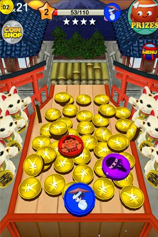 Coin Dozer: World Tour screenshot 4