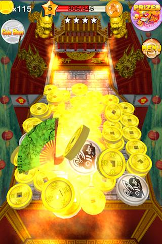 Coin Dozer: World Tour screenshot 5