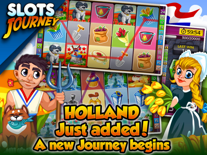 Free Slots Journey cell phone game