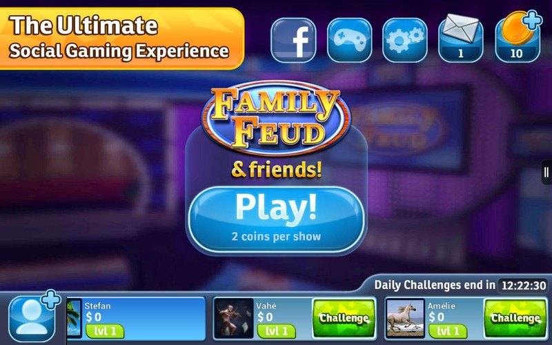 Free Family Feud® & Friends cell phone game