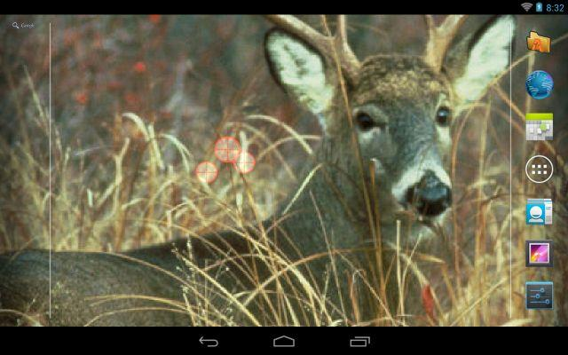 Free Deer Hunting Live Wallpaper ? cell