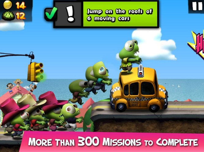 Zombie Tsunami screenshot 4