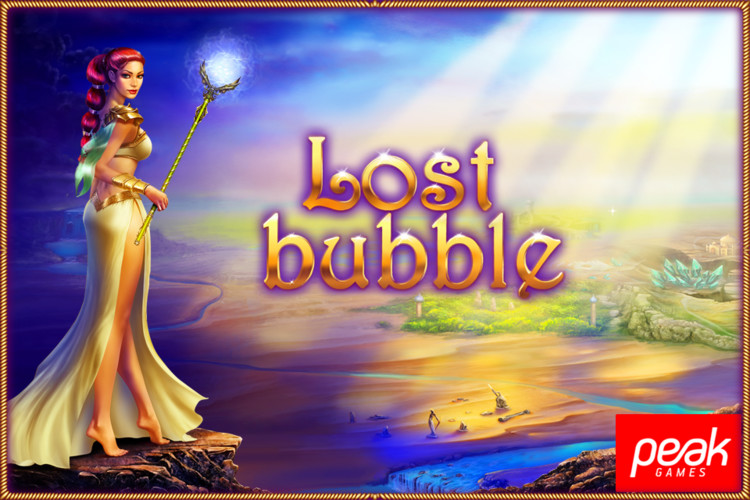 Lost Bubble - Bubble Shooter screenshot 5