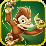 Banana Island –Monkey Kong Run