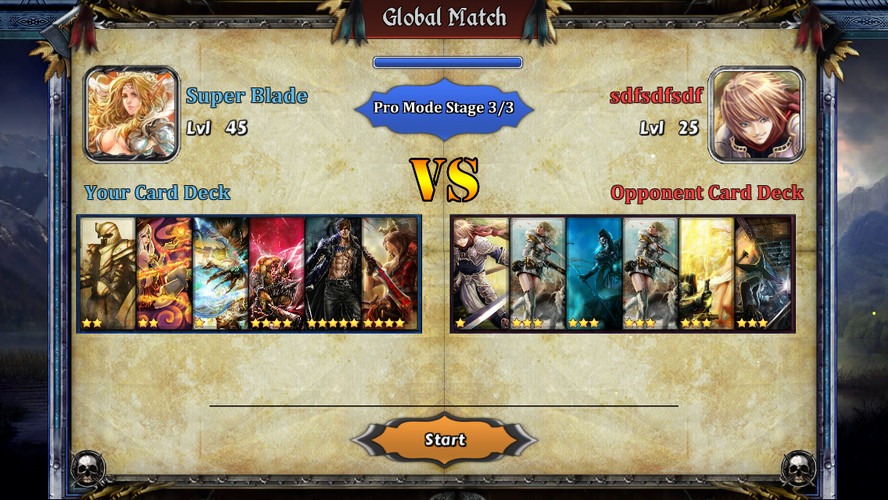 Epic Cards Battle screenshot 3
