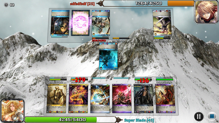 Epic Cards Battle screenshot 5