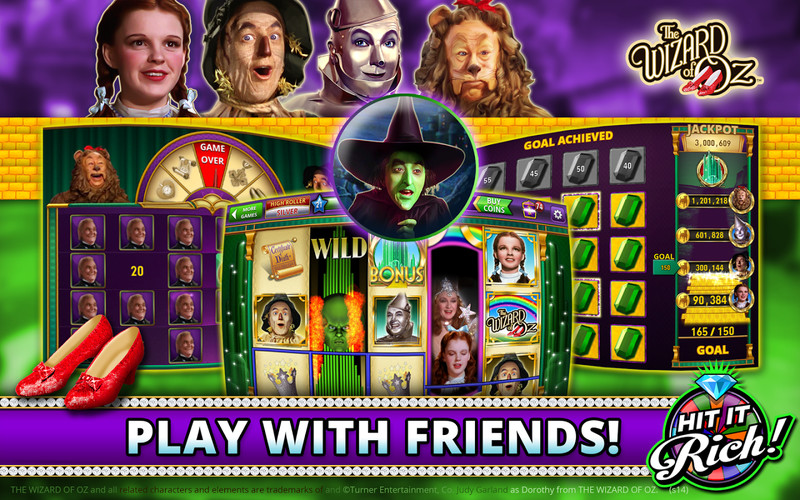 Hit it Rich! Free Casino Slots screenshot 3