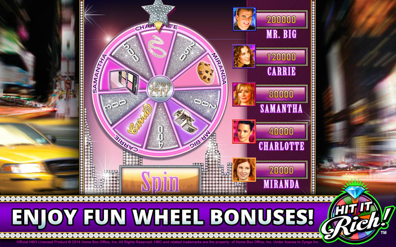 Hit it Rich! Free Casino Slots screenshot 4
