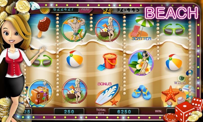 Slot Casino - Slot Machines screenshot 4