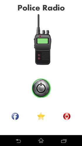 Free Police Radio Scanner cell phone game