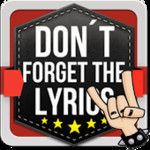 Don't Forget the Lyrics Rock