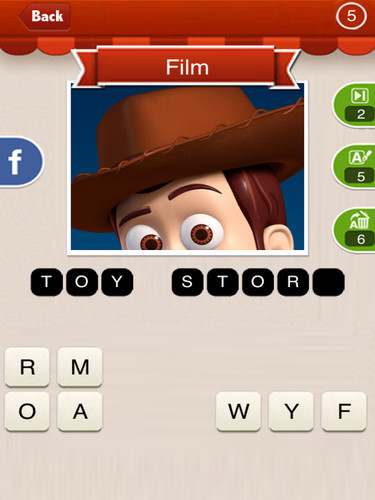 Free Film Quiz!Guess the Movie cell phone game