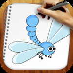 Draw Insects and Bugs