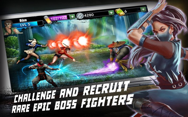 Free Rage of the Immortals cell phone game