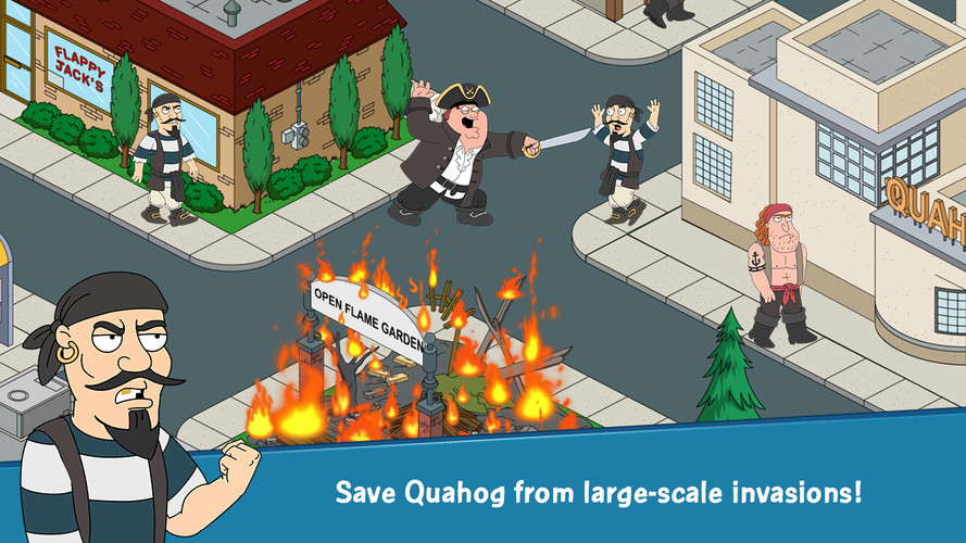Family Guy The Quest for Stuff screenshot 4